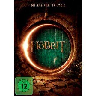 [Lokal/Online] Die Hobbit Trilogie [3 DVDs]