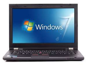 Lenovo ThinkPad T430S  (i5, 4GB RAM, 320GB HDD, 3G, HD+ Display, Win 7 Pro), Refurbished @notebookgalerie.de