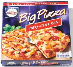 [KAUFLAND] Wagner Big Pizza 400-420g für 1,49€ (Do.+Fr.)