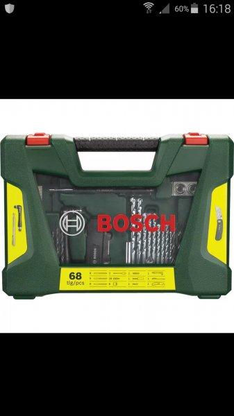 Bosch Set V-Line 68-tlg