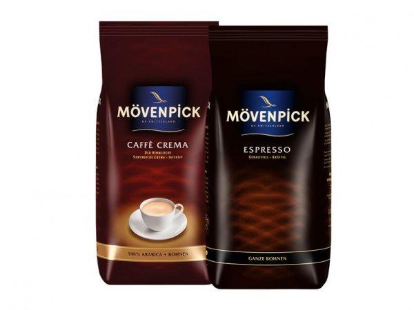 [LIDL] Mo?venpick Caffe? Crema/ Espresso Ganze Bohnen 8,88€ (02.10.15)
