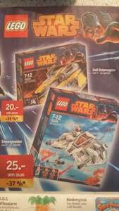 [Sky Center / plaza] Lego Star Wars - Snowspeeder (75049) & Jedi Interceptor (75038)