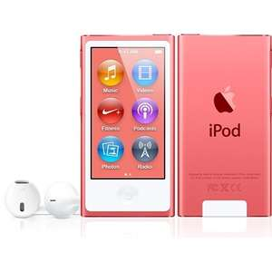 [Saturn Online] PINKER APPLE IPOD NANO, MP4 PLAYER, 16 GB