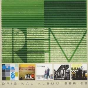 Amazon : R.E.M - Original Album Series ( 5 Alben)   - Nur 9,99 €