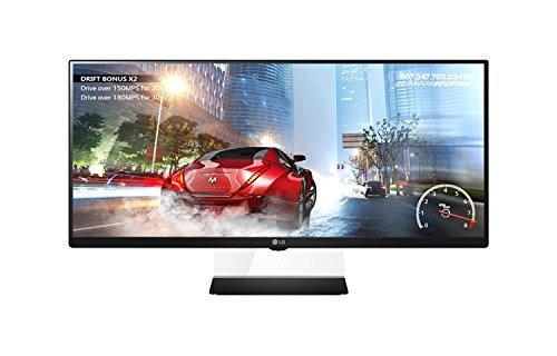 "LG 34UM67 34"" WQHD IPS Monitor (21:9, 5 ms, HDMI™, DisplayPort, DVI, AMD Freesync, Lautsprecher) für 487,98 € bei Notebookbilliger"