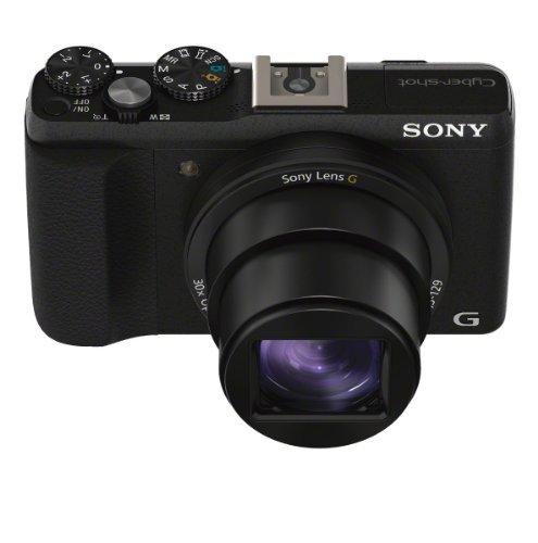 [Lokal Expert Region Hannover + HAL, BRB, FL, L, OS, WB, WSF] SONY Kompaktkamera DSC-HX 60 B schwarz für 199 €