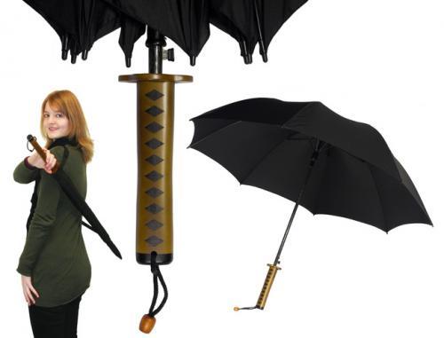 Gadget: Ninja-Regenschirm für 14,95€ statt 29,95€