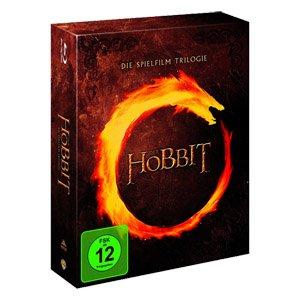 Die Hobbit Trilogie [Blu-ray] für 19,99€ bei Real Filialen