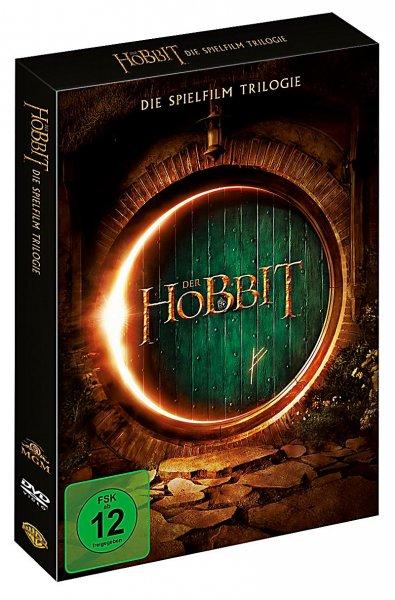 Der Hobbit Trilogie Bluray Box