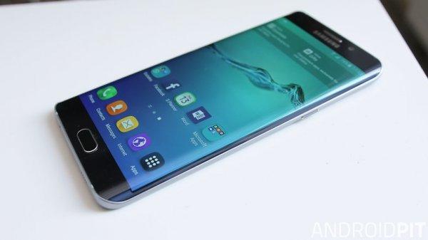 SAMSUNG GALAXY S6 EDGE PLUS - SCHWARZ - 32 GB - 4G+ - SMARTPHONE@PIXMANIA