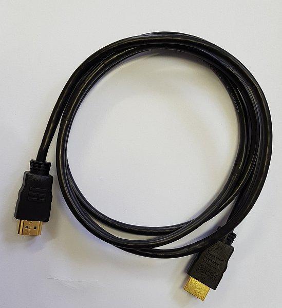 [EBAY] HDMI -Kabel 1,5m für 1€ [inkl. Versand] [2160p] [vergoldet] [Neue Deals in den Kommentaren]
