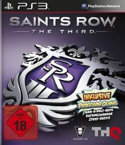 Saints Row: The Third (PS3) für 7,30€ bei Amazon.de