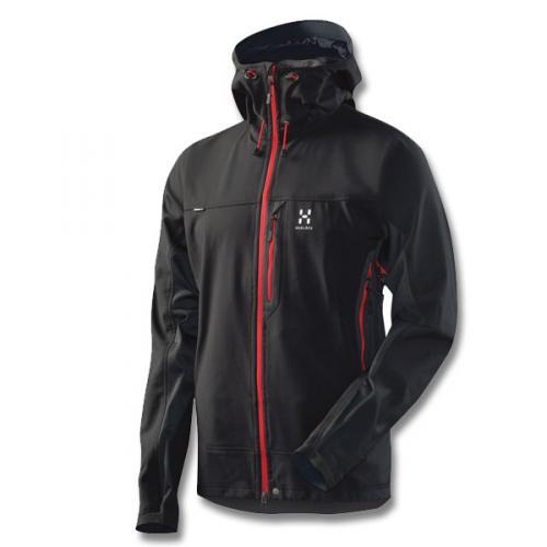Haglöfs Fang Jacket für 199,- statt 299,- (GORE Windstopper-Softshell)
