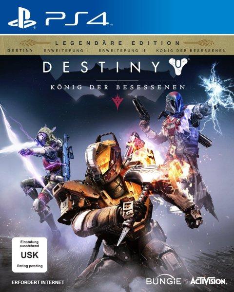 Destiny - König der Besessenen PS4 für 48,89 EUR