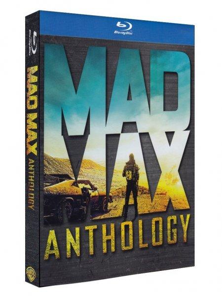 [Amazon.it] Mad Max Anthology für 22,28€ inkl. Versand