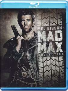Mad Max Trilogie(Blu-Ray) für 13,57 inkl. VSK bei Amazon.it
