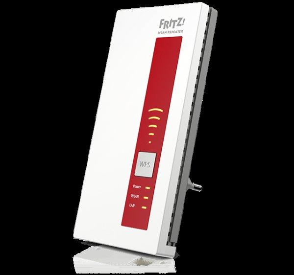 AVM FRITZ!WLAN Repeater 1750E  67,89 Euro bei Conrad.de