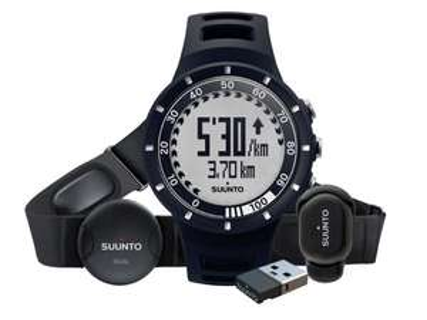 Suunto - Quest GPS Pack - Multifunktionsuhr