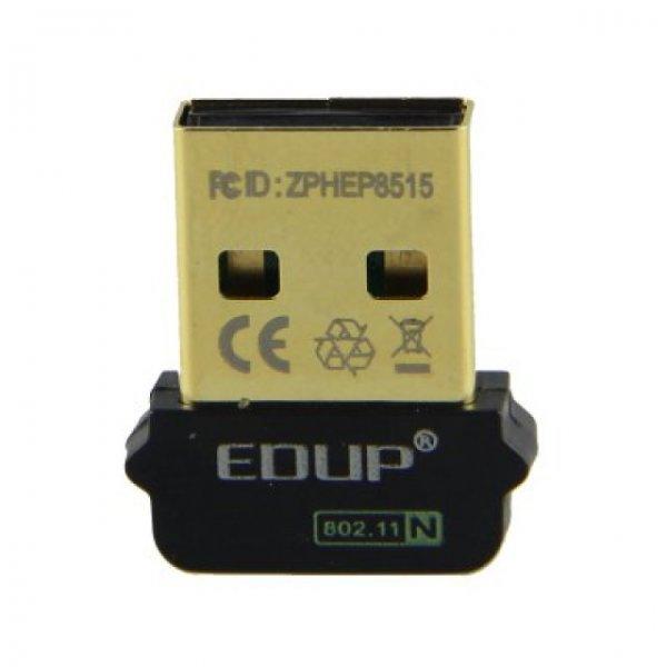 WLAN Wireless USB Adapter, 150 Mbit/s, EP-N8508-GS Ultra-Mini Nano USB2.0 802.11n  für die Paspberry Pi CPU bei allbuy