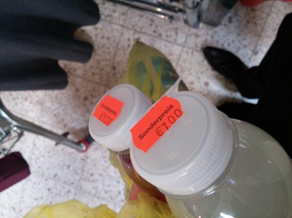 [REWE OYTEN]Glaceau Vitamin Water 0,5l vers. Sorten statt 1,79€