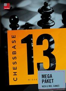 Schach: 25% auf alles bei ChessBase. Nur heute