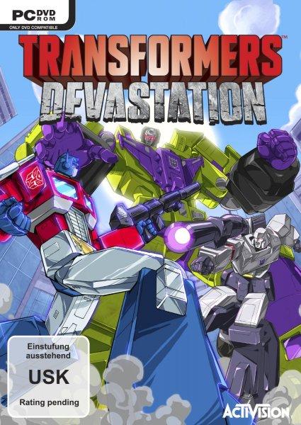 [PC] Transformers Devastation (mit Steamkey) @ Amazon (Vorbestellung)