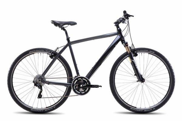 Crossbike - Steppenwolf Toari 8.1 für 770,99 EUR - Volle XT Ausstattung und Luftfeder