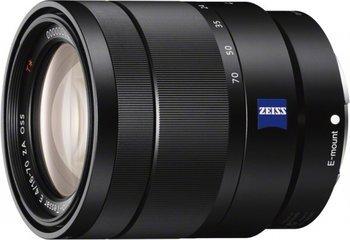 Sony 16 - 70 mm / F 4,0 VARIO-TESSLAR T* E ZA OSS (SEL-1670Z) 16 mm-Objektiv ( Sony E-Mount-Anschluss,Autofocus,?Bildstabilisator ), für 654,68€ statt 777€,@Amazon