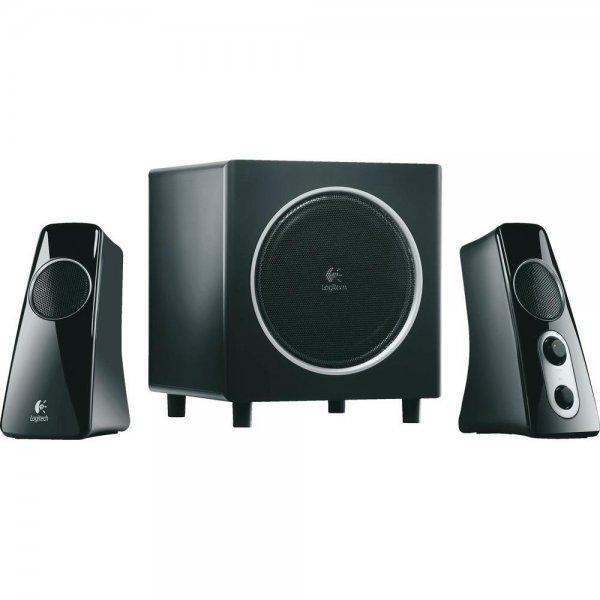 Logitech Z523 2.1 Lautsprecher schwarz