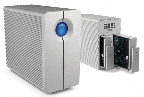 (Preisfehler) LaCie 2big Quadra 2-Bay 10TB für 240,34€ @ Amazon UK