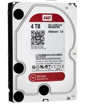 Rakuten / WD RED 4TB (WD40EFRX) NAS Festplatte