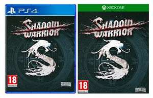 Shadow Warrior (PS4/Xbox One) für 14,77€ @Game.co.uk