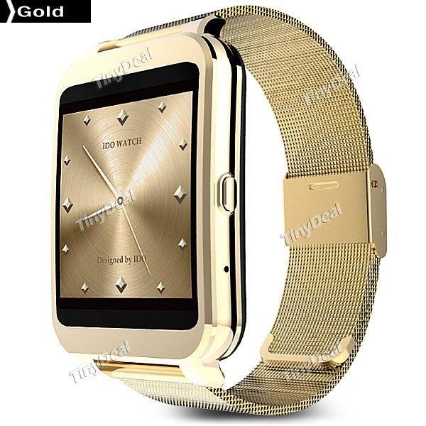 Wasserfeste IP65 i95 Bluetooth Smartwatch für Android / iOS mit WiFi  HERZFREQUENZMESSER , Pedometer, Call Reminder etc. @tinydeal