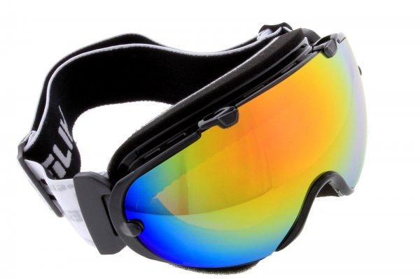 eBay: Herren Damen Skibrille Snowboardbrille Brille Ski Snowboard schwarz Rahmenlos @34,95 Euro inkl. Versand