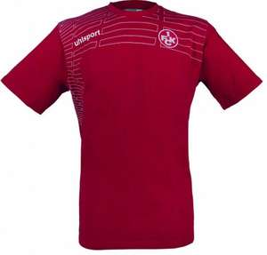 uhlsport / Kinder Trainings T-Shirt 1. FC Kaiserslautern Saison 14/15 / Erwachsenengröße XXS/XS  / @Amazon
