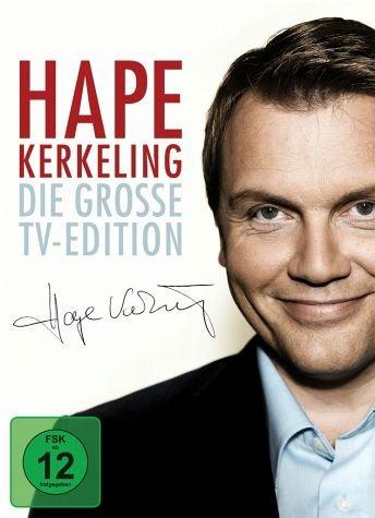 [DVD] Hape Kerkeling - Die große TV-Edition (11 Discs) @ Bücher.de