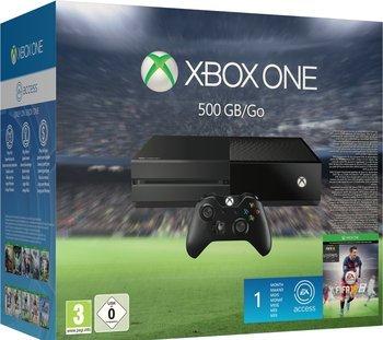 Microsoft Xbox One mit 500GB als FIFA 16 Bundle für 359€ bei Rakuten/Comtech [+ 92,25€ in Superpunkten]