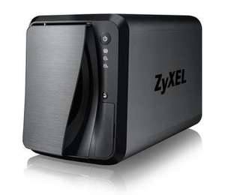 [Notebooksbilliger] ZyXEL NAS Network Storage NAS520 [2 Bay, 1.2Ghz Dual Core, 1GB DDR3 RAM, Hot-Swap, USB3.0] für 125,99€