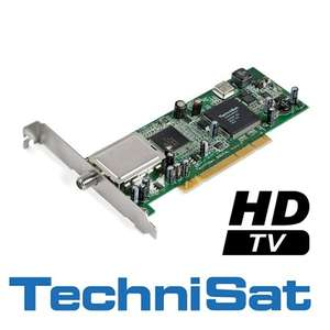 TechniSat SkyStar S2 PCI TV-Karte DVB-S Receiver