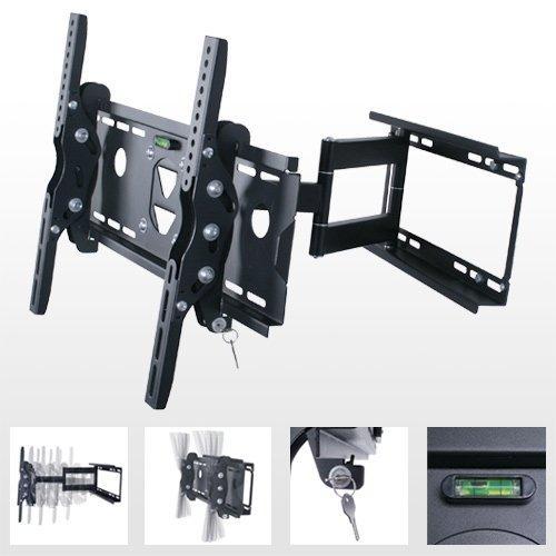 Universal LCD Wandhalterung(Schwenkbar und neigbar) bis 50 Zoll für 33,85 € @Amazon