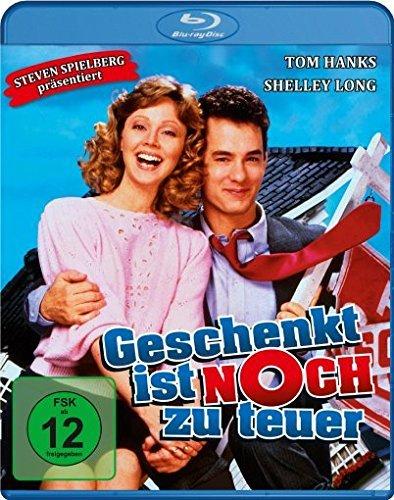 Geschenkt ist noch zu teuer auf Blu-ray für 8,97€ bei Amazon.de (Prime)