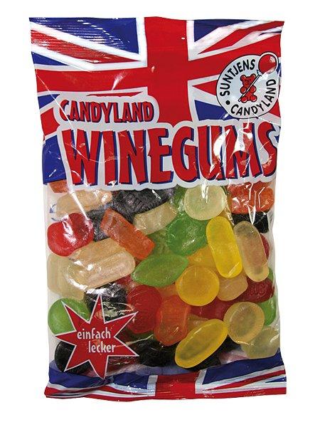 [LOKAL STGT-Feuerbach] Candyland Winegums 260g