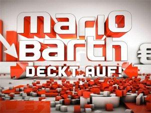 [Berlin] MARIO BARTH DECKT AUF - Freikarten für die Termine am 05. und 06. Oktober