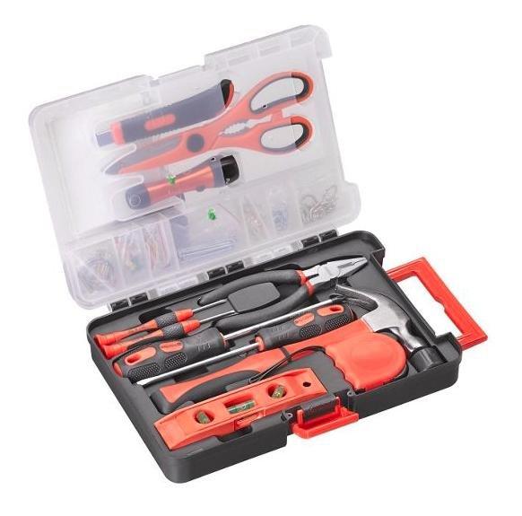 [XXXL] Haushalts Werkzeugkoffer 72-teilig für 9,99€ (+3,95€ VSK) statt 18€