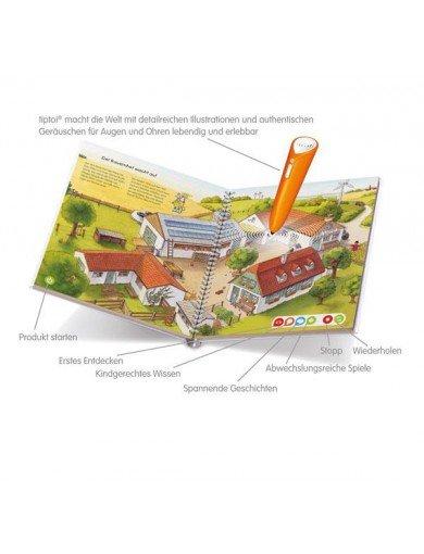 Tiptoi Starter Set Bauernhof Spielemax Fiallieferung und in den Filialen vorrätig für 29,00 Euro