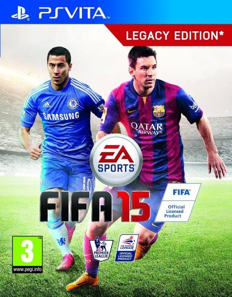 [amazon.co.uk] FIFA 15 Standard Edition (PS Vita) für ~ 10,90€ incl.Versand nach Deutschland!
