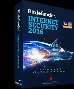 Bitdefender Internet Security 2016 6 Monate Kostenlos