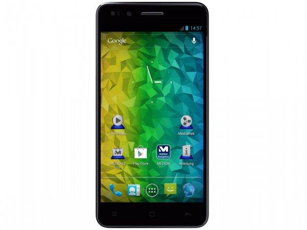 "Medion P5004 Handy - 5"" HD Octa-Core Android 5.1 Dual-Sim @otto.de"