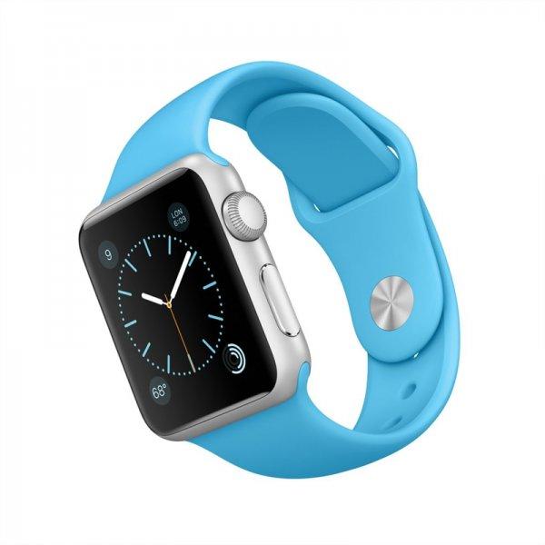 Apple Watch Sport 38mm für 369,90€ inkl. Versand@ebay
