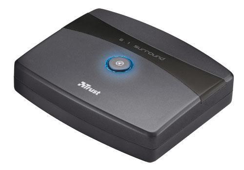 Trust SC-5500p / Sound Expert 510EX (externe 5.1 Soundkarte, USB)
